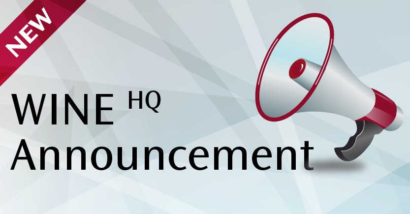 WineHQ - Wine Announcement - The Wine development release 4 12 is