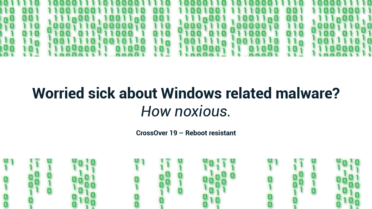 Windows Software on Mac & Linux with CrossOver | CodeWeavers