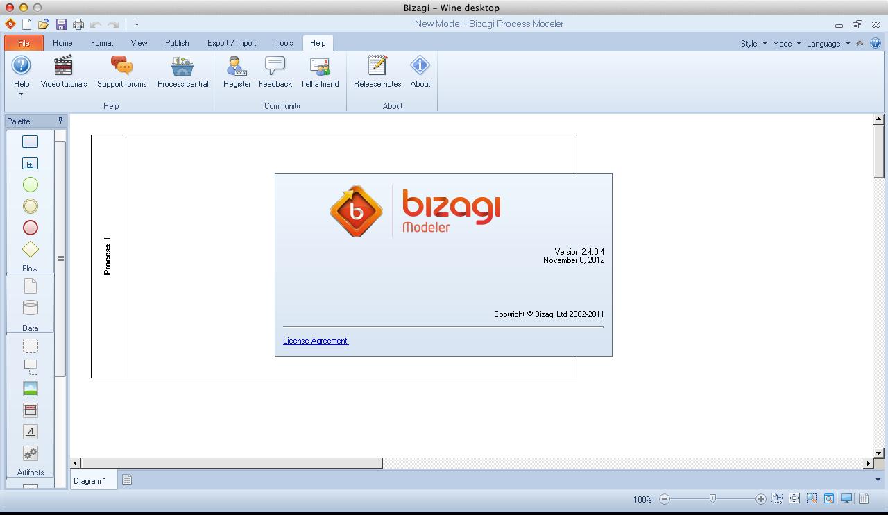 bizagi process modeler gratuit