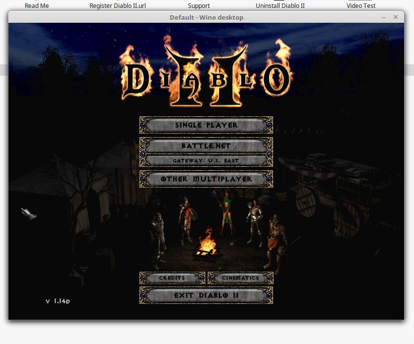 Diablo II | What Runs | CodeWeavers