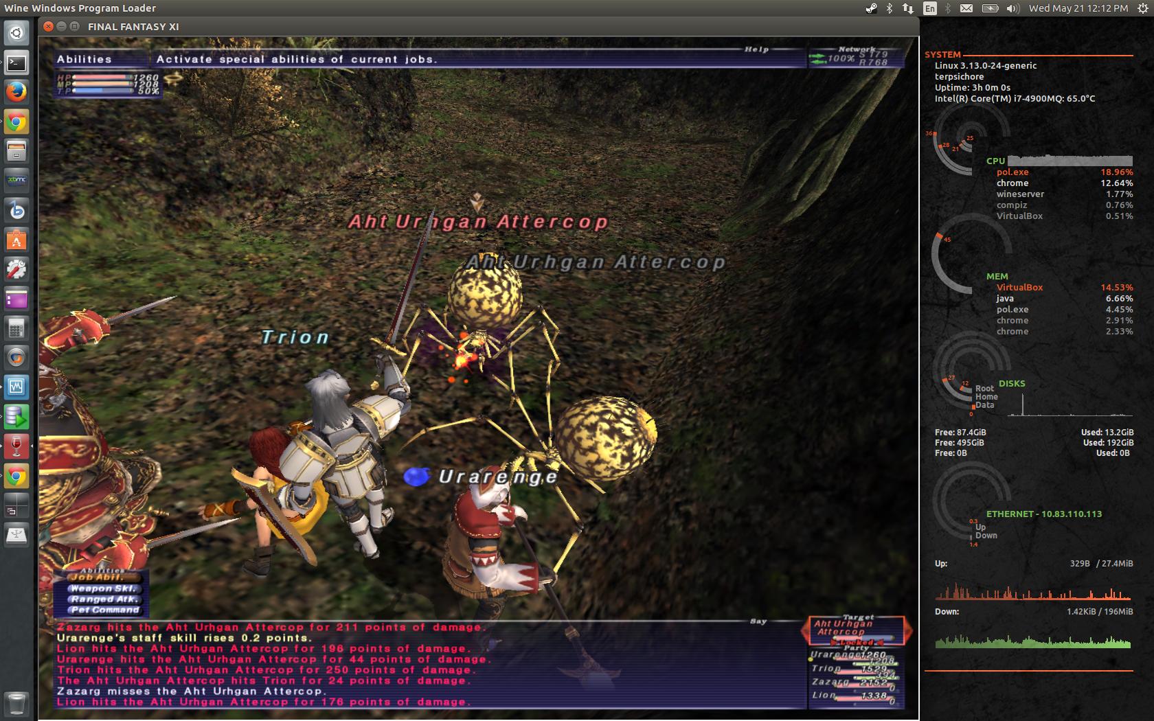 Final Fantasy XI | What Runs | CodeWeavers