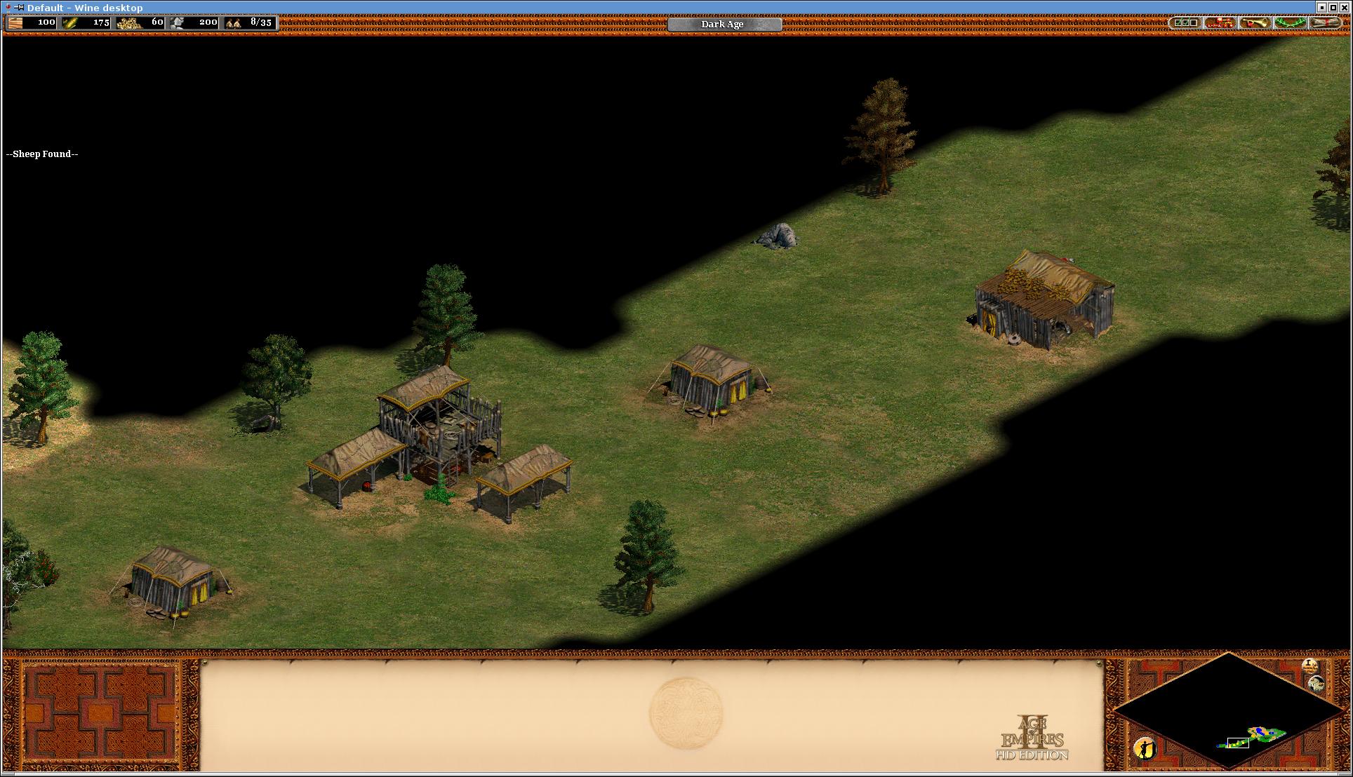 Age of Empires II HD   What Runs   CodeWeavers