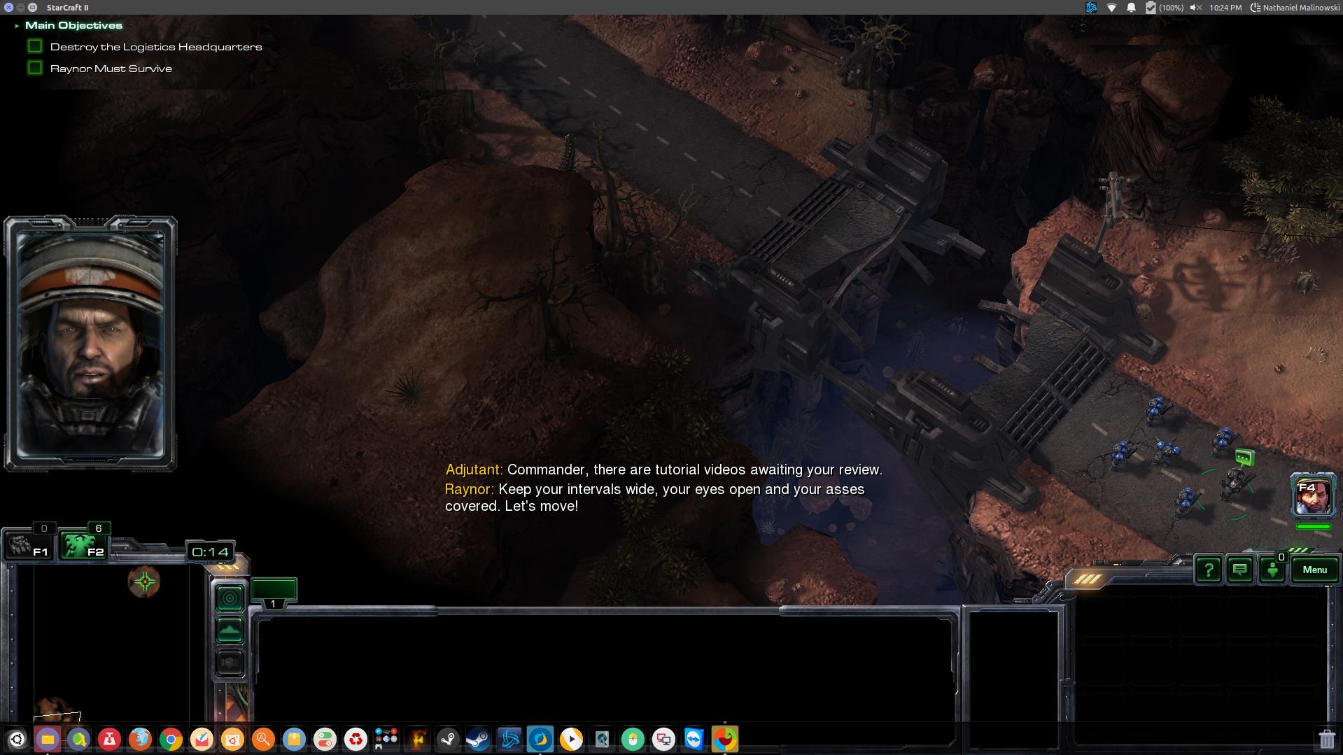 StarCraft II | What Runs | CodeWeavers
