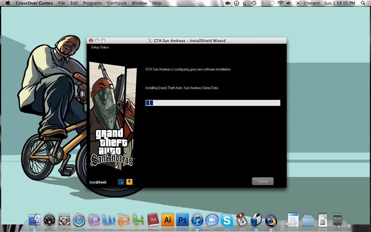 Gta San Andreas Download For Mac
