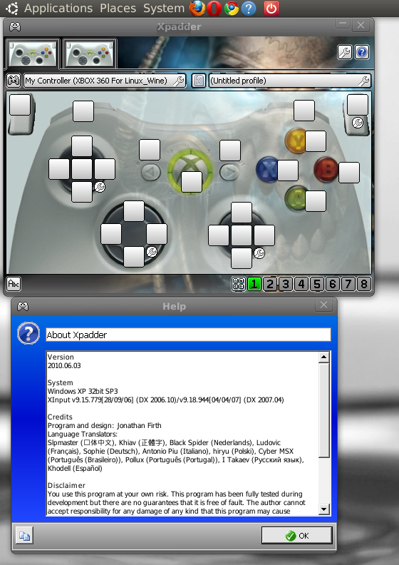 Xpadder trial   Xpadder 5 7 Download  2019-03-28
