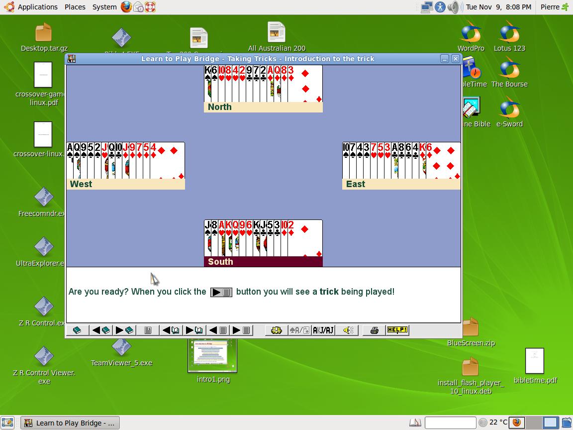 Learn to Play Bridge | What Runs | CodeWeavers