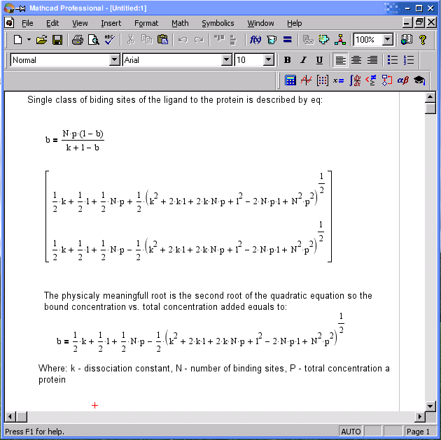 mathcad download free trial