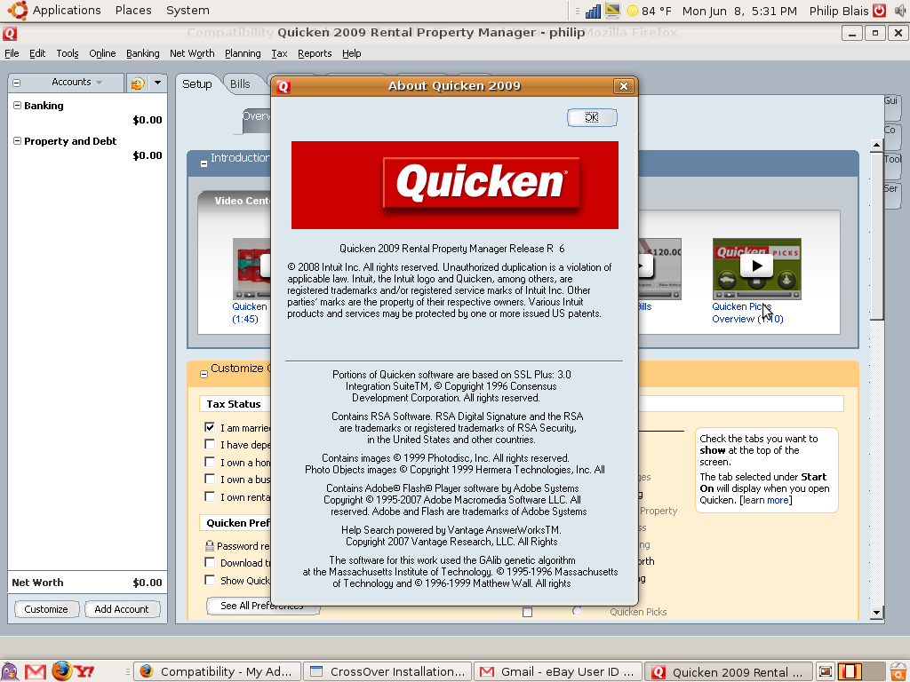 Intuit quicken rental property manager 2009 discount