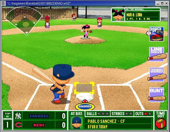 Download Backyard Baseball 2001 Mac