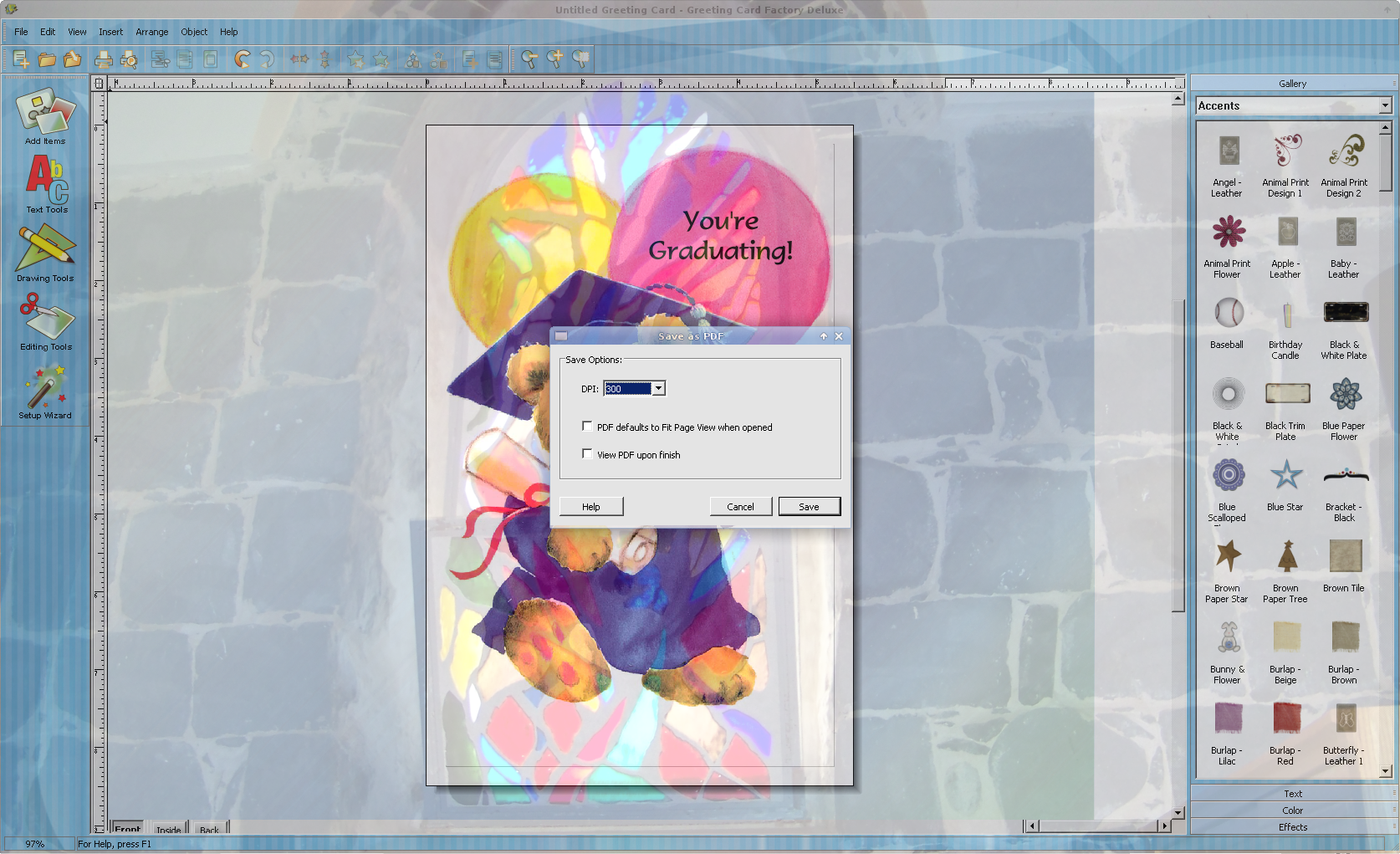 Greeting Card Factory Deluxe 8 What Runs Codeweavers