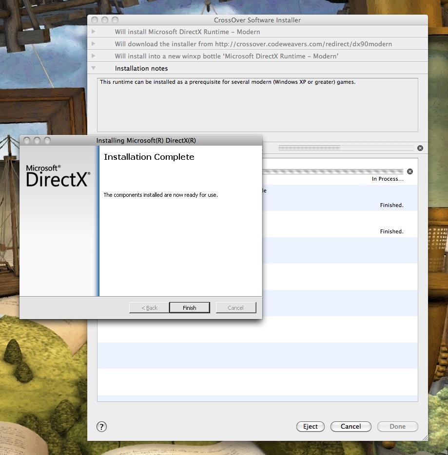 Directx 9 For Mac Os