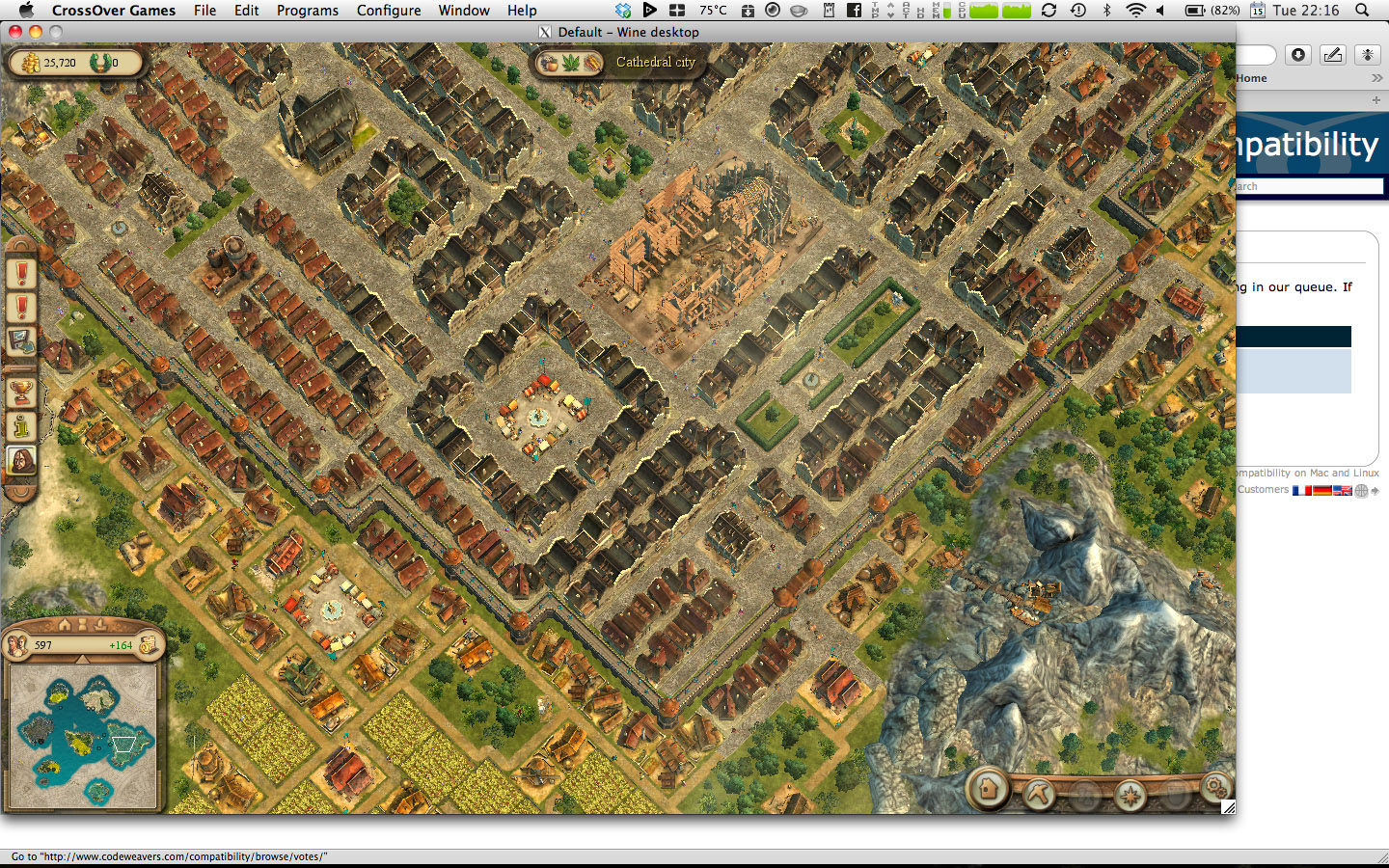 Anno 1404 Dawn Of Discovery What Runs Codeweavers