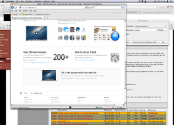 Apple Footer